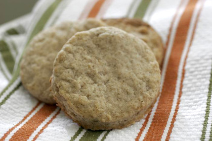 Swedish Rye Cookies